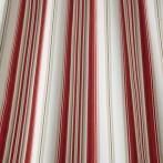 Henley  red stripe