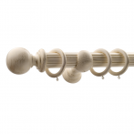 Crown Curtain Tracks Monarch Collection 50mm Countess Finial