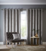 navarra silver 90 x 90 curtains
