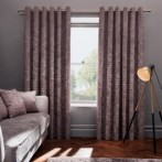 naples  heather 90 x 90 curtains