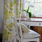 made to measure curtains wild garden from our fabric collection