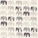 elephants  charcoal