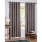 daytona blackout curtains steel