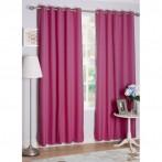 daytona blackout curtains fuchsia