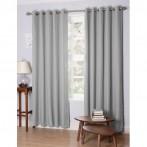 daytona blackout curtains silver