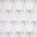 bardot 1247  Silver Fabric Per Metre
