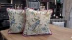 cushions by fibre naturelle