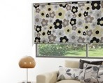 roller blind fab pebble