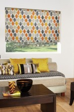 roller blind verve juice matching fabric avaiable
