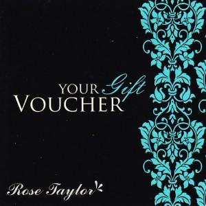 Standard Gift Voucher Front